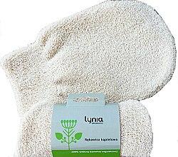 Profumi e cosmetici Guanto da bagno, bianchiccio - Lynia