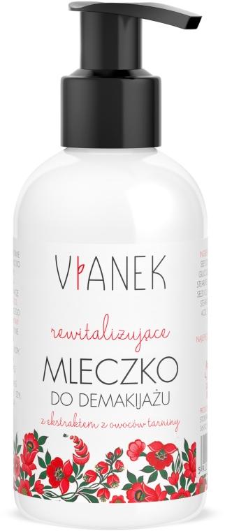 Latte struccante rigenerante - Vianek