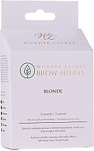 Profumi e cosmetici Henné per sopracciglia - Wonder Lashes Brow Henna