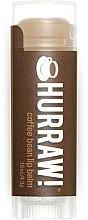 """Profumi e cosmetici Balsamo labbra """"Chicco di caffe"""" - Hurraw! Coffee Bean Lip Balm"""