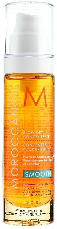 Concentrato per capelli - Moroccanoil Smooth Blow-Dry Concentrate — foto N1