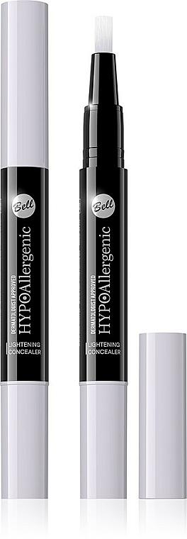 Correttore illuminante ipoallergenico - Bell HypoAllergenic Lightening Concealer