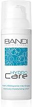 Profumi e cosmetici Crema viso intensamente idratante - Bandi Professional Hydro Care Intensive Moisturizing Cream