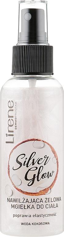 Spray corpo idratante - Lirene Dermo Program Silver Glow