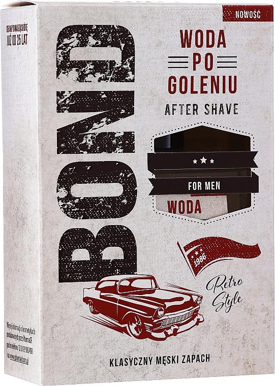 Lozione dopobarba - Bond Retro Style After Shave Lotion