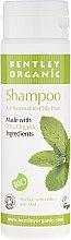 Profumi e cosmetici Shampoo per capelli normali e grassi - Bentley Organic Shampoo For Normal to Oily Hair