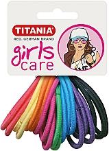 Profumi e cosmetici Elastici capelli, 20 pz, multicolori - Titania Girls Care
