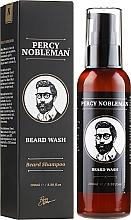 Profumi e cosmetici Detergente per barba - Percy Nobleman Beard Wash