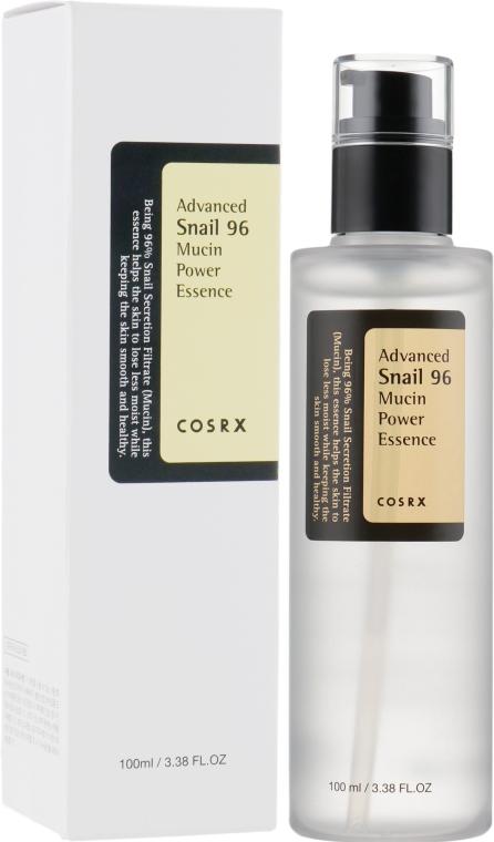 Essenza con bava di lumaca - Cosrx Advanced Snail 96 Mucin Power Essence