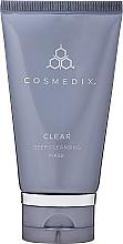 Profumi e cosmetici Maschera purificazione profonda - Cosmedix Clear Deep Cleansing Mask