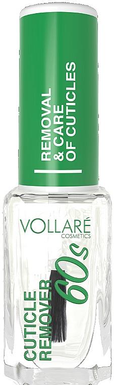 Lozione per la rimozione della cuticola - Vollare Cosmetics Cuticle Remover