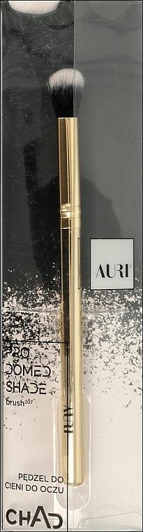 Pennello da sfumatura per ombretti, 207 - Auri Chad Pro Domed Shade Brush