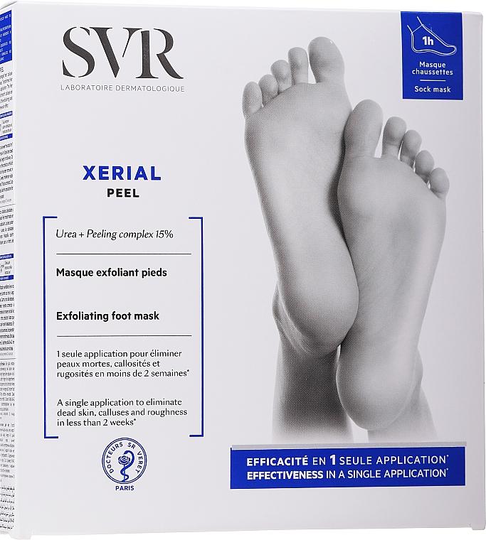 Maschera-peeling per piedi - SVR Xerial Peel Exfoliating Foot Mask