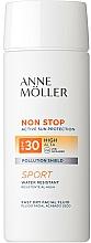 Profumi e cosmetici Fluido viso - Anne Moller Non Stop Facial Fluid SPF30+