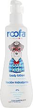 Profumi e cosmetici Lozione corpo all'Aloe Vera e Burro di Karité - Roofa Cool Kids Body Lotion