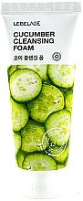 Profumi e cosmetici Schiuma detergente al cetriolo - Lebelage Cucumber Cleansing Foam