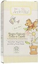 Profumi e cosmetici Schiuma delicata per bagno, corpo e capelli - Anthyllis Gentle Baby Bath
