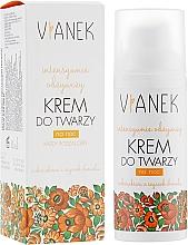 Profumi e cosmetici Crema viso nutriente, da notte - Vianek Nourishing Night Cream