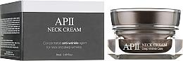 Profumi e cosmetici Crema levigante antirughe per collo e décolleté - The Skin House Ap-Ii Professional Ex Restore Neck Cream