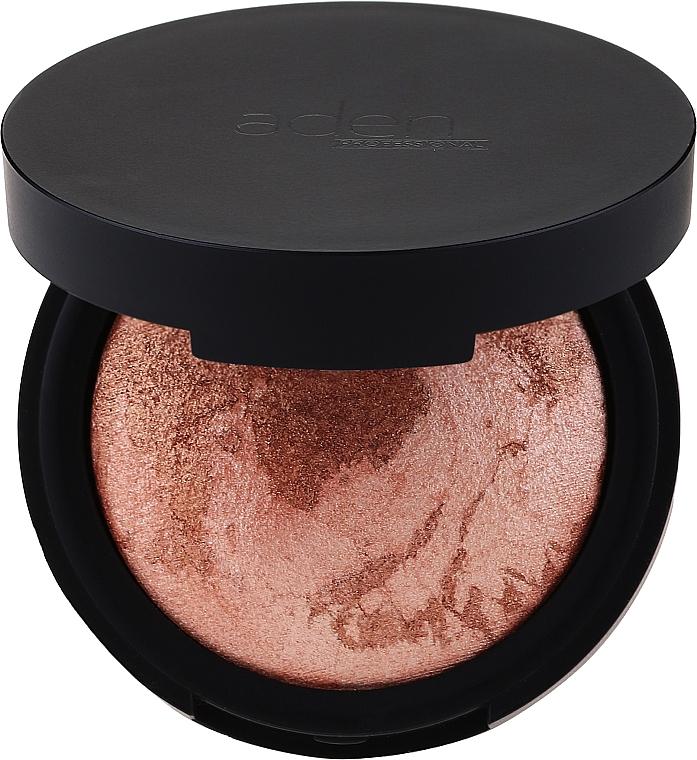Illuminante viso - Aden Cosmetics Terracotta Highlighter