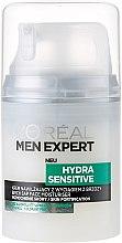 Crema viso idratante con estratto di betulla per pelli sensibili, uomo 25+ - L'Oréal Paris Men Expert Hydra Sensitive 25+ — foto N5