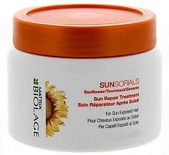 Profumi e cosmetici Maschera capelli tratamento doposole - Biolage Sunsorials Sun Repair Treatment