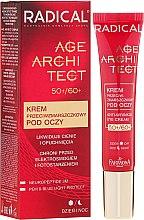 Profumi e cosmetici Crema contorno occhi antirughe - Farmona Radical Age Architect Anti Wrinkle Eye Cream 60+