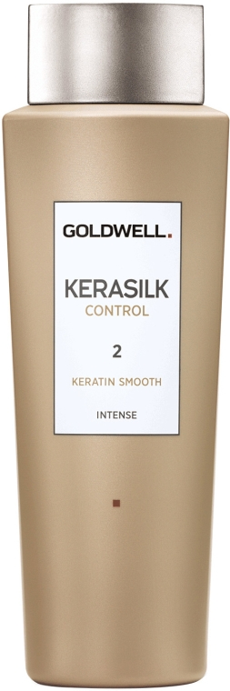 Cheratina per capelli - Goldwell Kerasilk Control Keratin Smooth 2 — foto N1