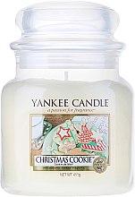 Profumi e cosmetici Candela profumata in vetro - Yankee Candle Christmas Cookie