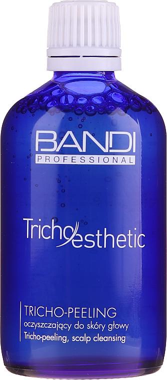 Tricho-peeling per la pulizia del cuoio capelluto - Bandi Professional Tricho Esthetic Tricho-Peeling Scalp Cleansing