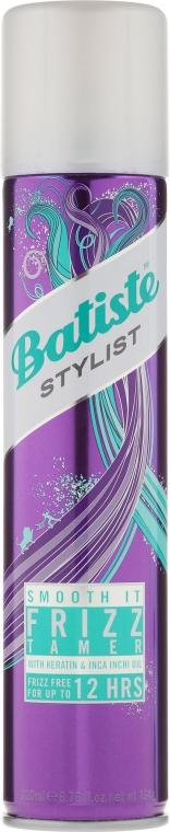 Spray lisciante per capelli - Batiste Stylist Smooth It Frizz Tamer