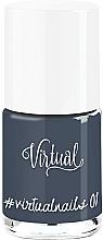 Profumi e cosmetici Smalto per unghie - Virtual #virtualnails