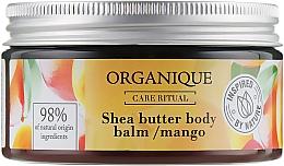 "Profumi e cosmetici Balsamo corpo ""Mango"" - Organique Shea Butter Body Balm Mango"