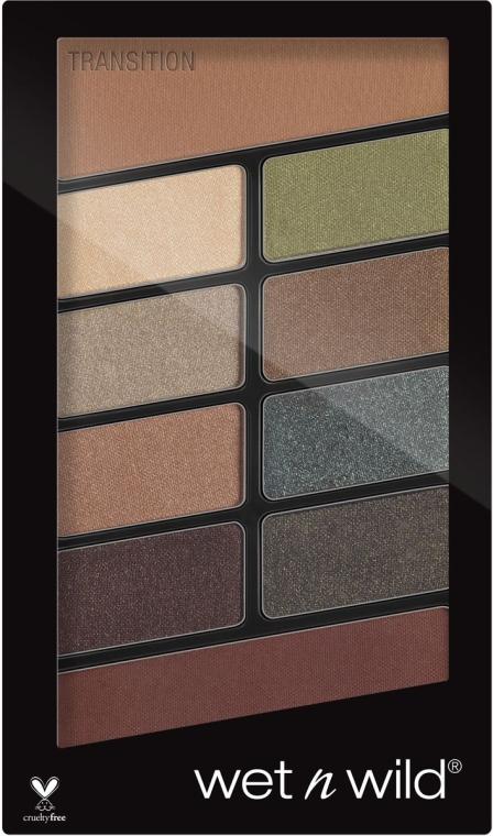 Palette ombrett - Wet N Wild Color Icon 10 Pan Palette