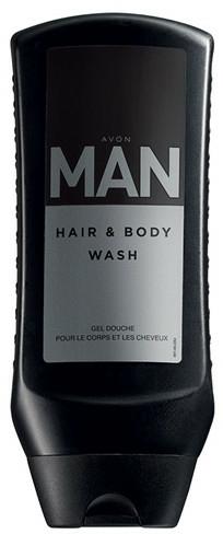 Avon Man - Gel corpo e capelli — foto N1