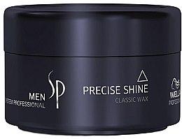 Profumi e cosmetici Cera per lo styling e lucentezza dei capelli - Wella SP Men Precise Shine Classic Wax