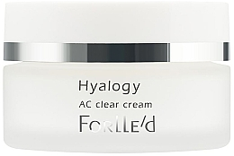 Profumi e cosmetici Crema per pelli grasse e miste - ForLLe'd Hyalogy AC Clear Cream