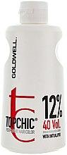 Profumi e cosmetici Ossidante 12% - Goldwell Topchic Developer Lotion