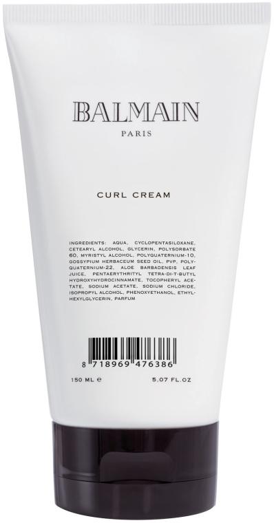 Crema per la creazione di ricci - Balmain Paris Hair Couture Curl Cream — foto N1