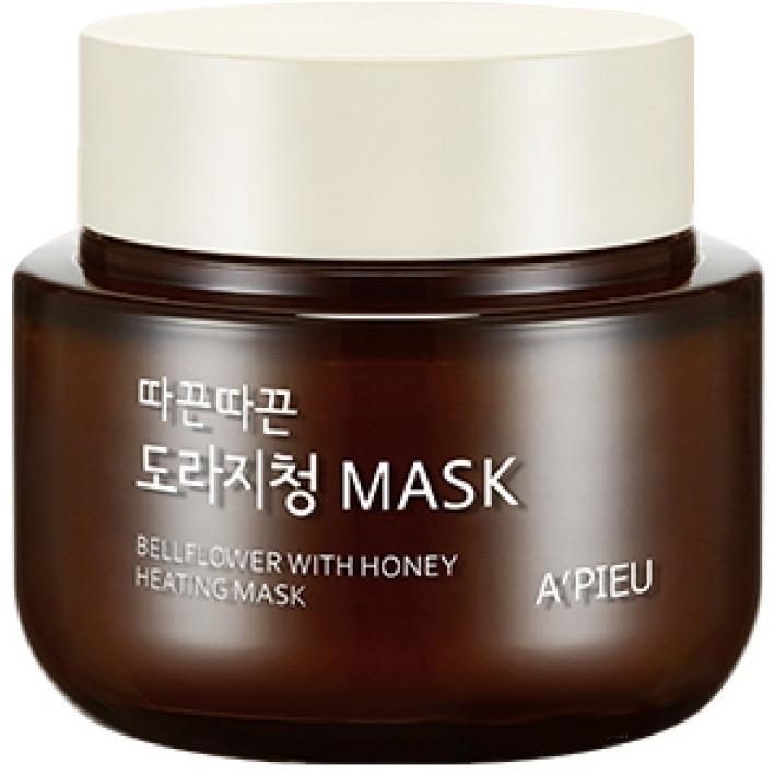 Maschera riscaldante al miele - A'pieu Bellflower Heating Mask — foto N1