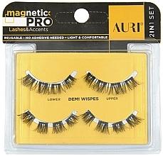 Profumi e cosmetici Ciglia magnetiche - Auri Magnetic Pro Demi Wispies