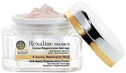 Profumi e cosmetici Crema rigenerante antietà per pelli molto secche - Rexaline Line Killer X-Treme Renovator Rich Cream