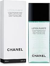 Profumi e cosmetici Lozione opacizzante - Chanel Precision Lotion Purete