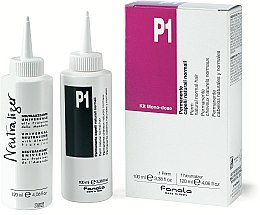 Profumi e cosmetici Set Perm capelli normali - Fanola P1 Perm Kit for Normal Hair