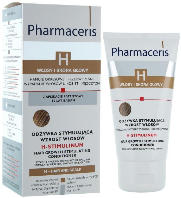Condizionante per la crescita dei capelli - Pharmaceris H-Stimulinum Hair Growth Stimulating Conditioner