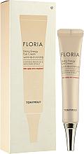 Profumi e cosmetici Crema contorno occhi idratante - Tony Moly Floria Nutra Energy Eye Cream
