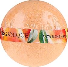 """Profumi e cosmetici Bomba da bagno """"Mango"""" - Organique Bath Bomb Mango"""