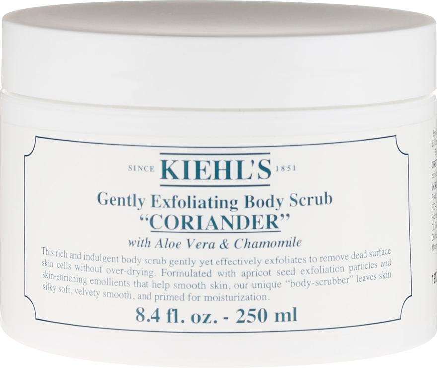 Peeling - Kiehl's Coriander Body Scrub — foto N1