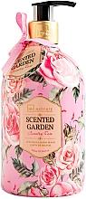 Profumi e cosmetici Sapone liquido - IDC Institute Scented Garden Hand Wash Country Rose