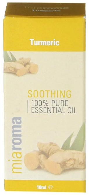 "Olio essenziale ""Curcuma"" - Holland & Barrett Miaroma Turmeric Pure Essential Oil"
